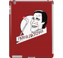 Patrick Bateman SRHL iPad Case/Skin