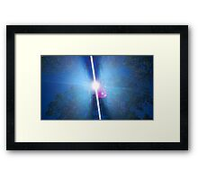 Light of the Outback Framed Print
