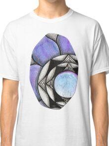 Doodled Gem Bloom Classic T-Shirt