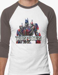Transformers Men's Baseball ¾ T-Shirt