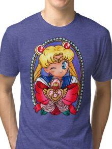 Serena/Usagi Tri-blend T-Shirt