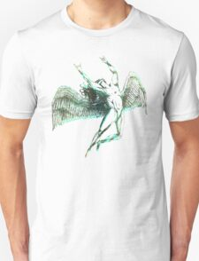 FLIGHT OF ICARUS - sun bleached T-Shirt