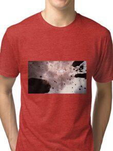Asteroid Belt Tri-blend T-Shirt