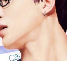 BTS Galaxy Series - Jimin Sticker