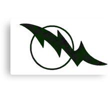 green squadron emblem Canvas Print