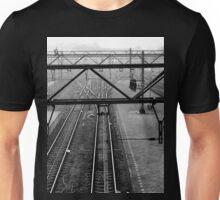 Morning train Unisex T-Shirt