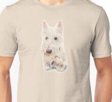 Wheaten Scottie Dog Unisex T-Shirt