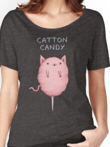 Catton Candy Women's Relaxed Fit T-Shirt