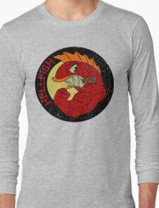 Flying Hellfish Long Sleeve T-Shirt