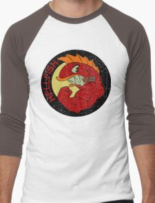 Flying Hellfish Men's Baseball ¾ T-Shirt