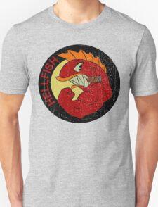 Flying Hellfish Unisex T-Shirt