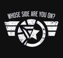 Who's side are you on? Baby Tee