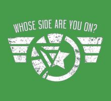 Who's side are you on? One Piece - Short Sleeve