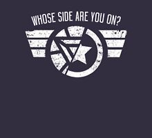 Who's side are you on? Unisex T-Shirt