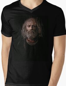 Z Nation - Doc portrait Mens V-Neck T-Shirt