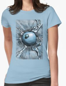 Orbis Womens Fitted T-Shirt