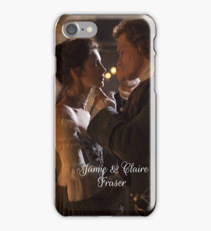 Outlander/ Jamie & Claire Fraser iPhone Case/Skin
