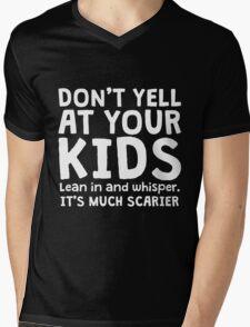 kids whisper Mens V-Neck T-Shirt