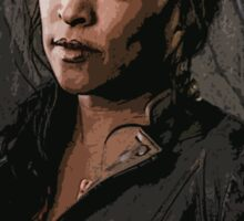 Z Nation - Roberta Warren portrait Sticker