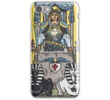 Tarot Card - The Chariot iPhone Case/Skin