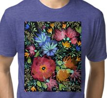 Meadow flowers Tri-blend T-Shirt