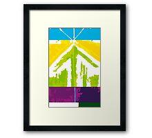 serge-pichii-censored-0012 Framed Print