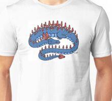 Mushroom Dragon Unisex T-Shirt