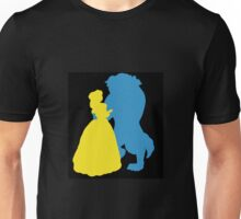 Beauty and a beast Unisex T-Shirt