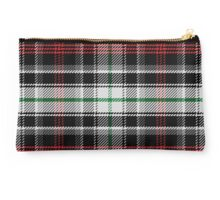 pattern Scottish tartan  Studio Pouch