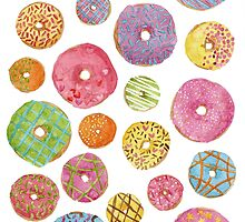 Donuts by Calista Douglas