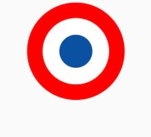 Roundel, Tricolore, cockade, French, Air Force, Bullseye, combat, aircraft, First World War T-Shirt