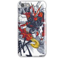 Astray RedFrme iPhone Case/Skin