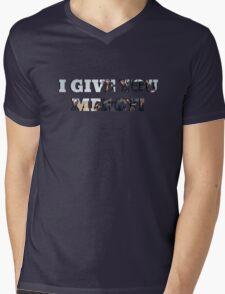I GIVE YOU MERCY - z nation Mens V-Neck T-Shirt