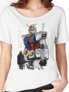 Gundam Women's Relaxed Fit T-Shirt