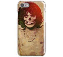THE MISFITS JIM MORRISON Mash Up (Vintage/black) iPhone Case/Skin