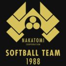 Nakatomi Corporation Softball Team by Matt Haysom