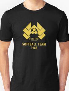Nakatomi Corporation Softball Team Unisex T-Shirt