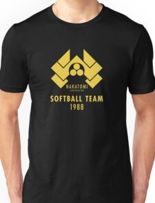 Nakatomi Corporation Softball Team Unisex T-Shirt
