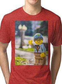 Spring skate Tri-blend T-Shirt
