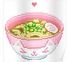Pixel Soup Poster