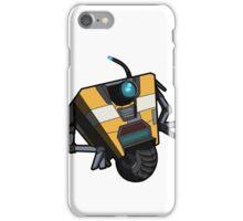 Claptrap (CL4P-TP) iPhone Case/Skin