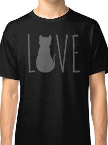 love cats Classic T-Shirt