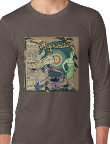Regeneration Retro Affiche Long Sleeve T-Shirt