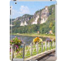 Kurort Rathen iPad Case/Skin