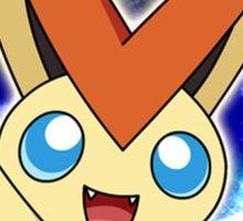 victini pokemon Sticker