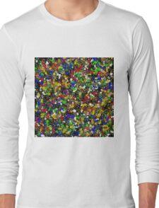 Rainbow Splat Long Sleeve T-Shirt