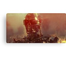 Cool Killer Canvas Print