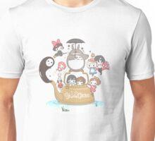 Studio Ghibli Family Unisex T-Shirt