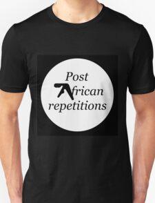 Aphex repetitions Unisex T-Shirt