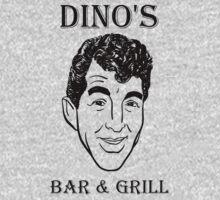 DINO'S BAR & GRILL One Piece - Long Sleeve